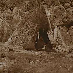 IHavasupai basket maker  (1903)