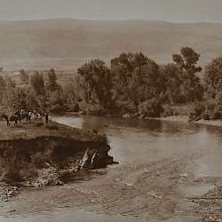 Two Medicine River (Piegan)  (1911)