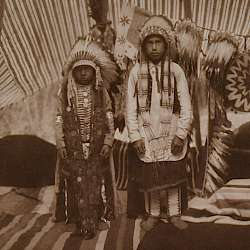Sons of a Yakima chief  (1910)