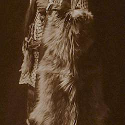 A young Nez Perce  (1910)