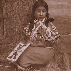 U matilla child (1910)