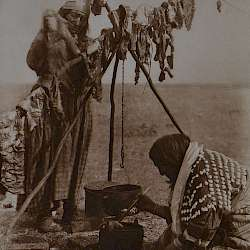 Blackfoot cookery (1926)